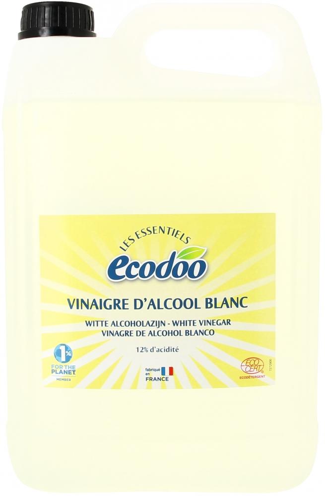 Ecodoo etikka siivouskäyttöön, 5 l