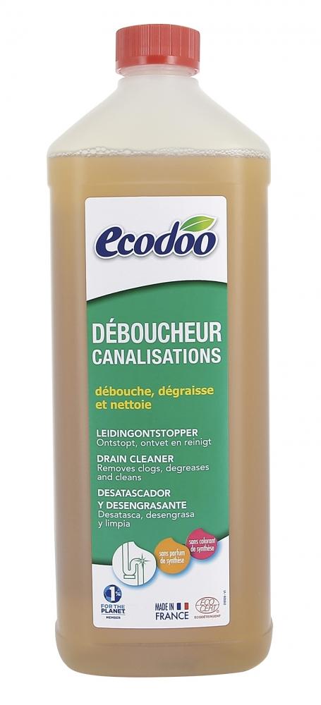 Ecodoo viemärinavaaja ja raikastaja
