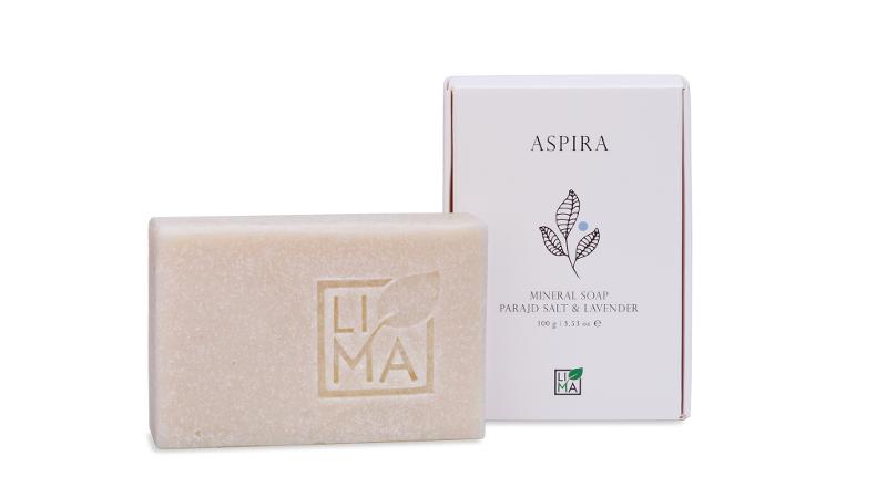 LIMA cosmetics Aspira suolasaippua
