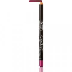 puroBIO cosmetics Silmien- ja huultenrajauskynä Magenta 20
