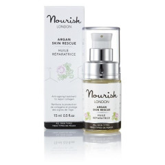 Nourish London Argan Skin Rescue, 15 ml