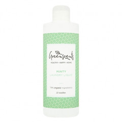Greenscents pyykinpesuneste minttu - näyte 60 ml