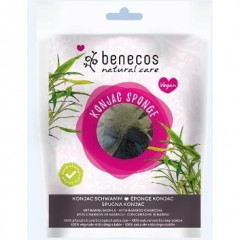 Benecos natural konjac-sieni kasvojen pesuun