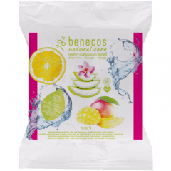 Benecos happy cleansing wipes - puhdistuspyyhkeet