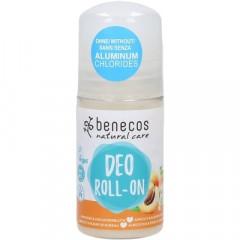 Benecos deodorantti aprikoosi & seljankukka