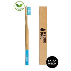 Hydrophil bambuhammasharja, pehmeä