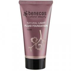 Benecos Natural kevyt meikkivoide Dune