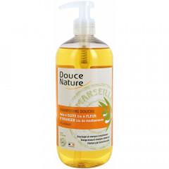 Douce Nature suihkushampoo, appelsiininkukka