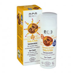 Eco Cosmetics aurinkovoide lapsille (SK45) TUPLAPAKKAUS