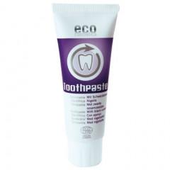 Eco Cosmetics hammastahna ienongelmia ja hammaskiveä vastaan