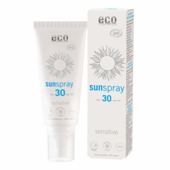 Eco Cosmetics Sensitive aurinkosuojasuihke (SK30)