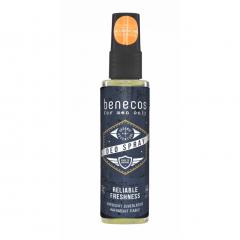 Benecos deodoranttispray miehille