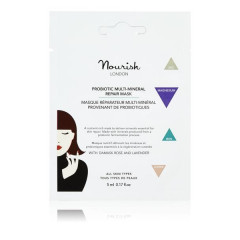 Nourish London Probiotic Multi-Mineral Repair Mask, 5 ml