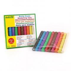 Ökonorm muovailuvaha 10 väriä