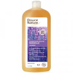 Douce Nature suihkushampoo laventeli