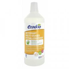 Ecodoo hajusteeton yleispuhdistusaine 1l