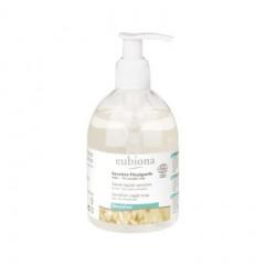 4 KPL PAKKAUS: Eubiona kaura nestesaippua 4 x 300 ml