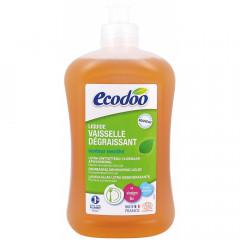 TRIPLAPAKKAUS! Ecodoo astianpesuaine rasvaa vastaan 3 x 500 ml
