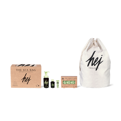 HEJ Organic The Sea Bag-lahjapakkaus