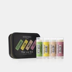 Skin & Tonic Lip Kit (sis. 4 huulivoidetta)