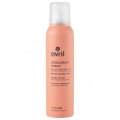 Avril deodoranttispray, granaattiomena