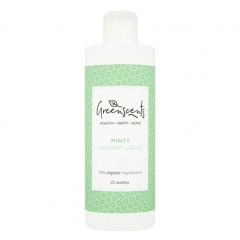Greenscents Minttu pesuainesetti - 3 tuotetta