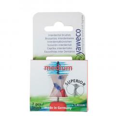 Yaweco hammasväliharjat koko M täyttöpakkaus
