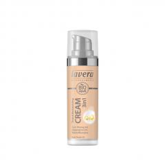 Lavera Tinted Moisturizing Cream Q10 - sävyttävä kasvovoide Ivory Nude 02