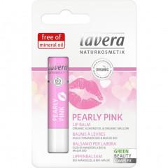 Lavera sävyttävä huulivoide Pearl Pink