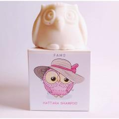 FAMO shampoopala Hattara, 80g tuoksuton
