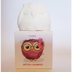 FAMO shampoopala tuoksuton Untuva, 80g