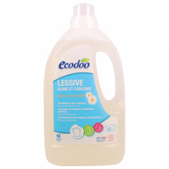 TRIPLAPAKKAUS! Ecodoo pyykinpesuneste kamomilla 3 x 1500 ml