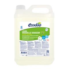 Ecodoo astianpesuaine käsinpesuun, aloe vera, 5 l