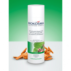 Biokosma body milk santelipuu