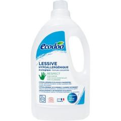 TUPLAPAKKAUS! Ecodoo RESPECT hajusteeton pyykinpesuaine 2 x 1,5 l