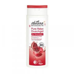 Alviana Pure Relax granaattiomena suihkugeeli