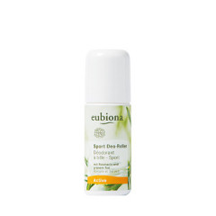 Eubiona Sport deodorantti roll-on