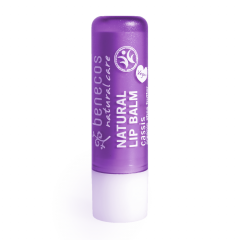 Benecos Natural huulivoide Mustaherukka