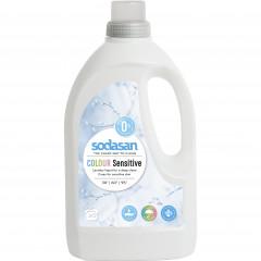 TRIPLAPAKKAUS: Sodasan pyykinpesuneste Sensitive 3 x 1500 ml