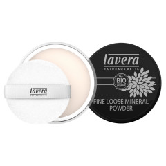 Lavera Loose Mineral Powder irtopuuteri