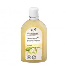 Schoenenberger plus-shampoo Inkivääri & Bambu