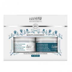Lavera Basis Sensitiv Anti-Ageing Trio-lahjapakkaus