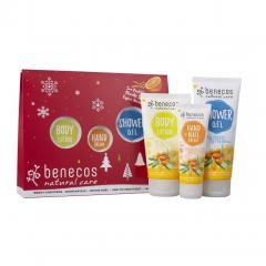 Benecos Tyrni & Appelsiini lahjapakkaus