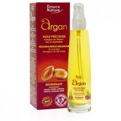 Douce Nature luomu arganiaöljy, 100 ml