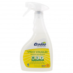 TUPLAPAKKAUS! Ecodoo Vinegar puhdistussuihke, eukalyptus 2 x 500 ml