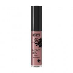 Lavera Glossy Lips huulikiilto Hazel Nude 12