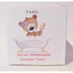 FAMO KOIRA shampoopala Kurainen Tassu, 80g