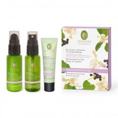 Primavera normaalin ja kuivan ihon matka- & aloituspakkaus