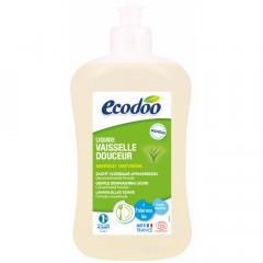 SÄÄSTÖPAKKAUS! Ecodoo aloe vera astianpesuaine 12 x 500 ml