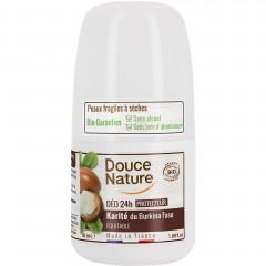Douce Nature sheavoi alumiiniton deodorantti